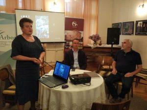 Expoziție de fotografie și prezentare film în Gheorgheni