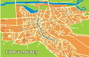 Bază de date cu copacii din Târgu Mureș