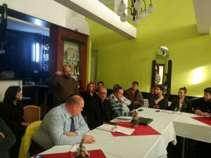 Workshop despre mobilitate în Gheorgheni
