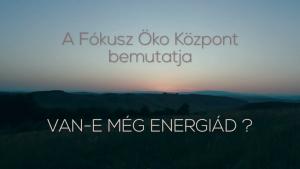 Mai ai energie?